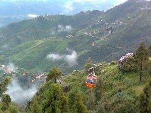 dehradun - mussoorie- trek