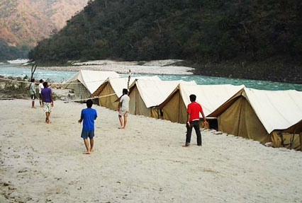 rafting in haridwar