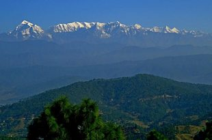 kausani - travelindiavacations